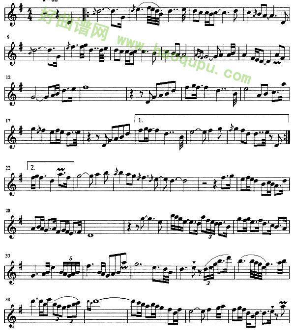 读书的孩子最可爱歌谱