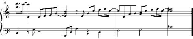 《爱很简单》《爱,很简单》钢琴谱