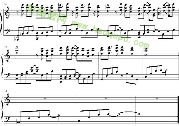 思美人古筝曲谱d调-红尘客栈 钢琴谱第3张   贴子主题 海角七号 背景音乐钢琴谱