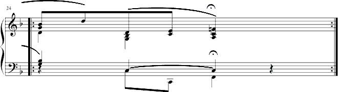 《梦幻曲》 - 钢琴谱_钢琴曲谱