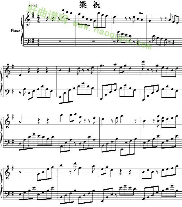 火车钢琴曲曲谱