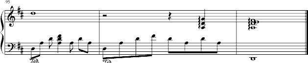 《想你的夜》 - 钢琴谱