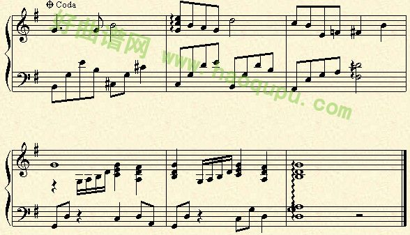ibelieve 二胡曲谱