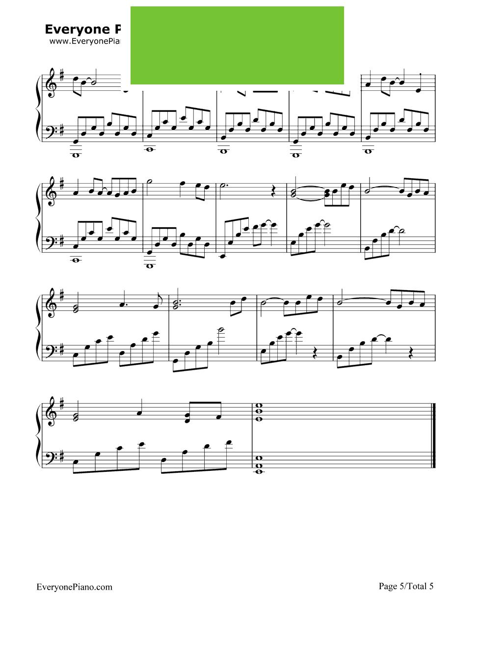 雨碎江南小提琴乐谱