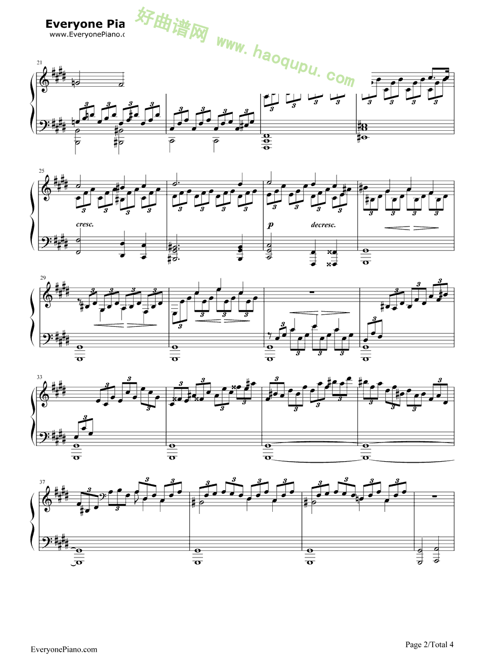 《月光奏鸣曲》(贝多芬)