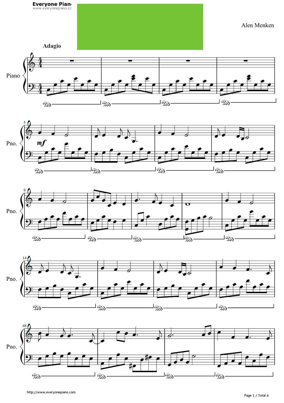 小提琴 圣诞夜 曲谱