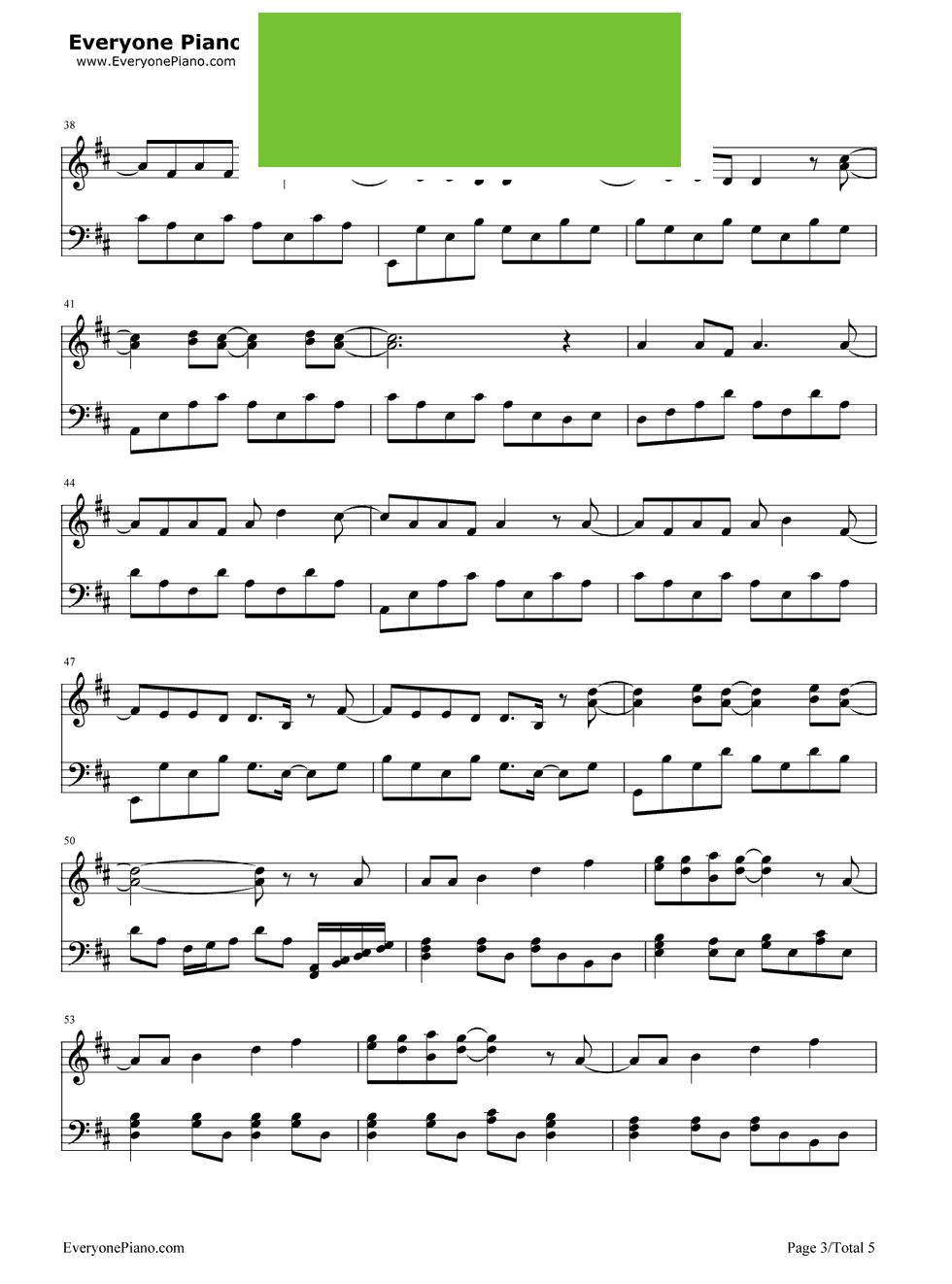 Feels Like Summer 小羊肖恩 主题曲 钢琴谱