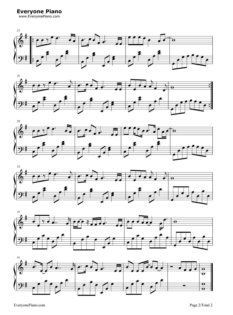斑马斑马钢琴伴奏简谱_斑马斑马吉他谱_歌谱网歌谱简谱网歌谱网诗