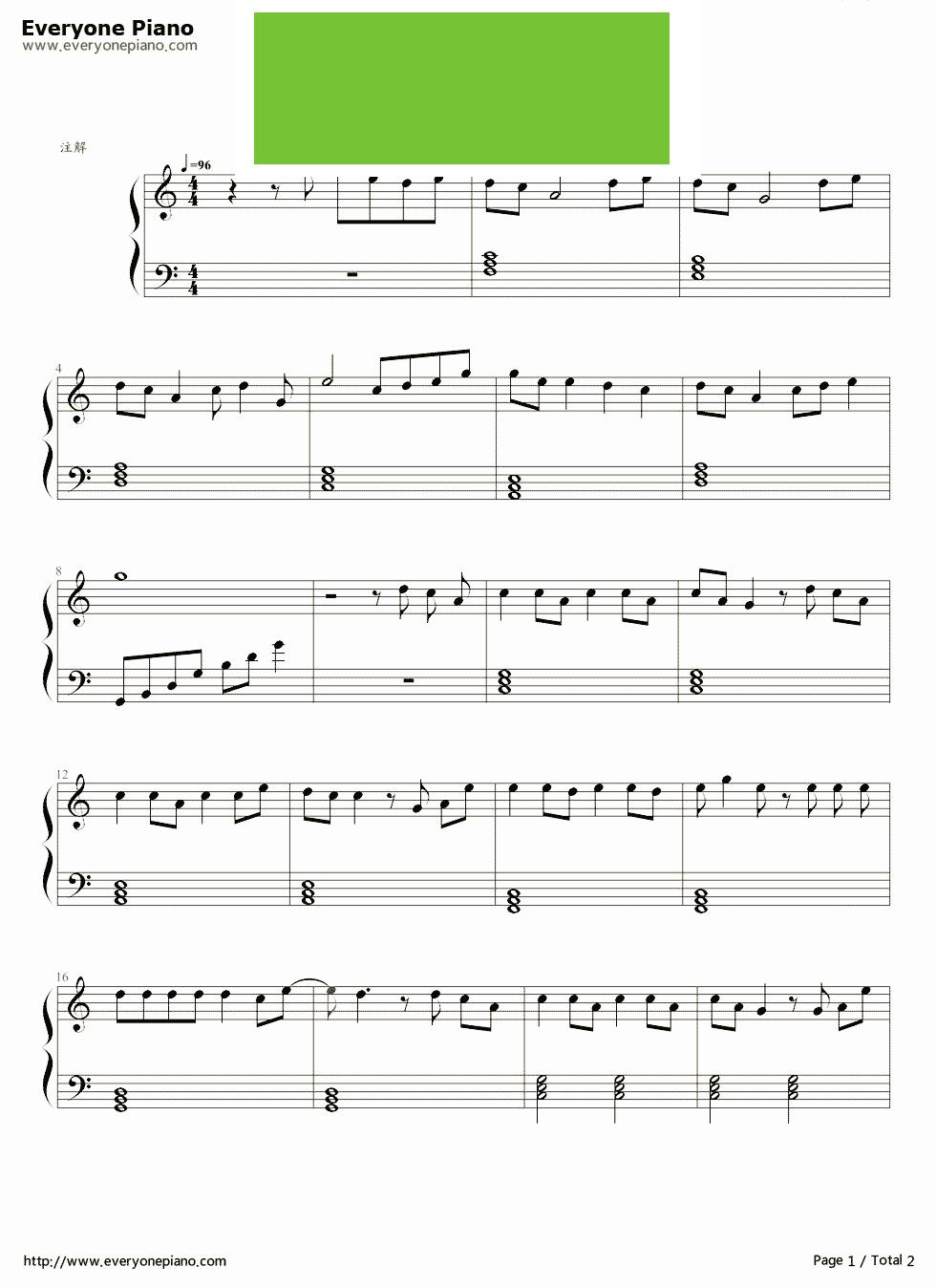 二胡曲青花瓷曲谱