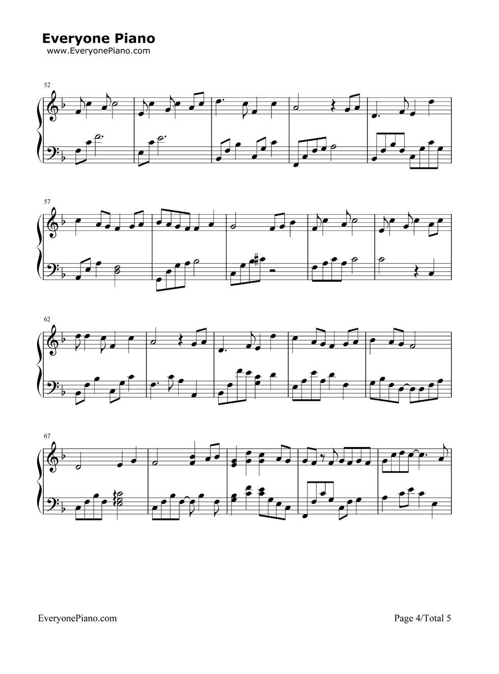 宗纬演唱)钢琴曲谱   《一次就好》(杨宗纬演唱)歌词   想看你笑   想