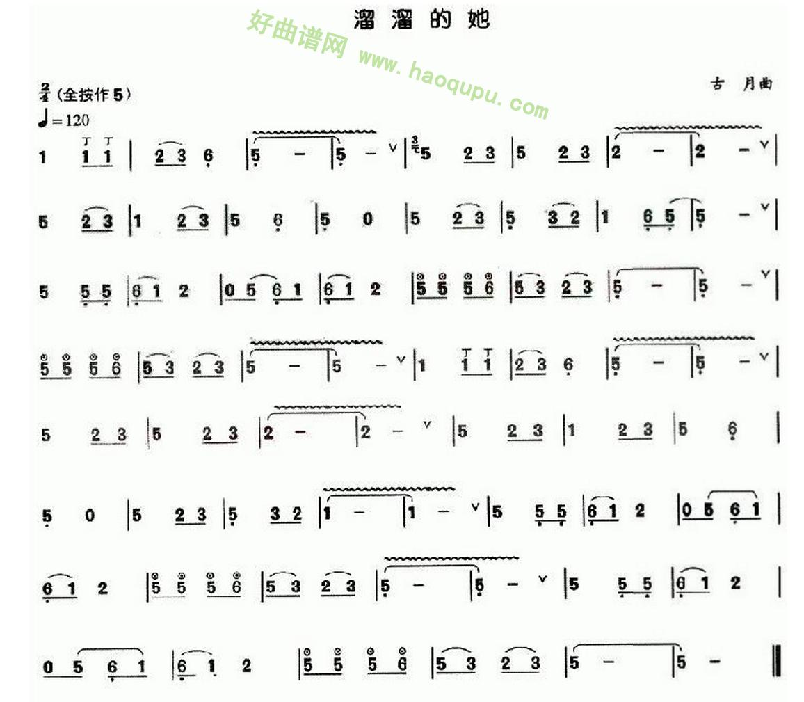 大悲咒葫蘆絲c曲譜分享_大悲咒葫蘆絲c曲譜圖片下載圖片